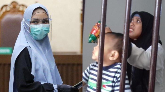 Tebak-tebakkan Beda Foto Pinangki hingga Ibu Menyusui di Sel, Najwa: Butuh Konsentrasi