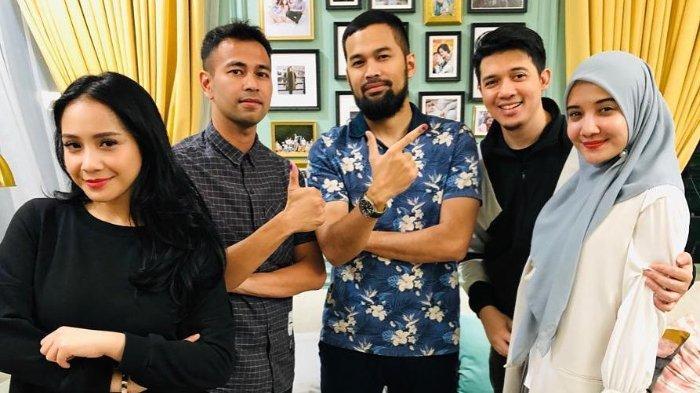 Beda Pilihan Presiden di Pemilu 2019, Begini Tips Tetap Damai dari Raffi Ahmad dan Irwansyah