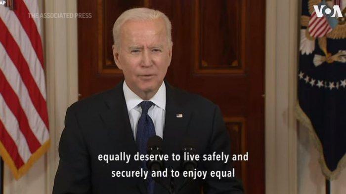 Reaksi Joe Biden setelah Palestina dan Israel Sepakat Gencatan Senjata: Sama-sama Layak Hidup Aman