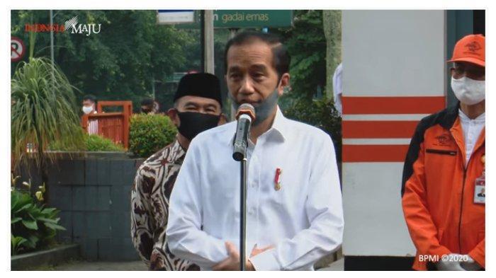 Agar Perkuat Daya Beli, Jokowi Harap Bansos Dapat Jangkau 55 Persen Masyarakat Terdampak Corona