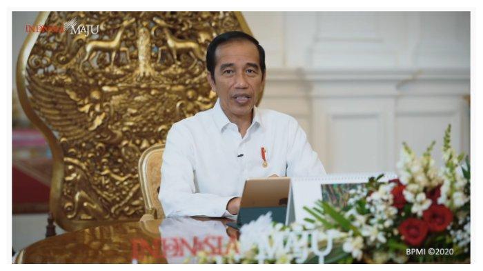 Ingin Masyarakat Produktif Kembali, Jokowi: Kita Harus Berdampingan Hidup dengan Covid-19