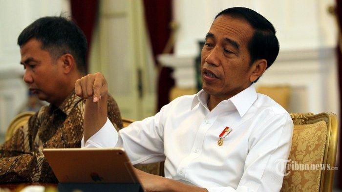 Jokowi Sebut Pertemuannya dengan Prabowo Tak Singgung Habib Rizieq Shihab: Ringan-ringan Semua Kok