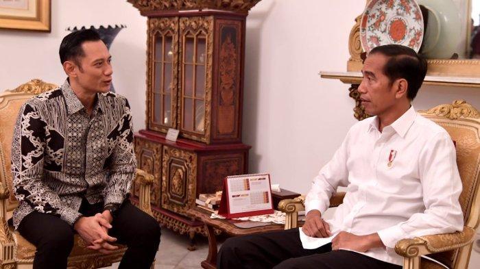 Sarankan AHY Terima Tawaran Menteri jika Diminta Jokowi, Yunarto Wijaya: Dia Harus Cari Panggung