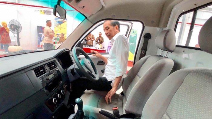 Faktor yang Buat Presiden Jokowi Percaya Mobil Esemka Bima akan Laku Keras di Pasaran