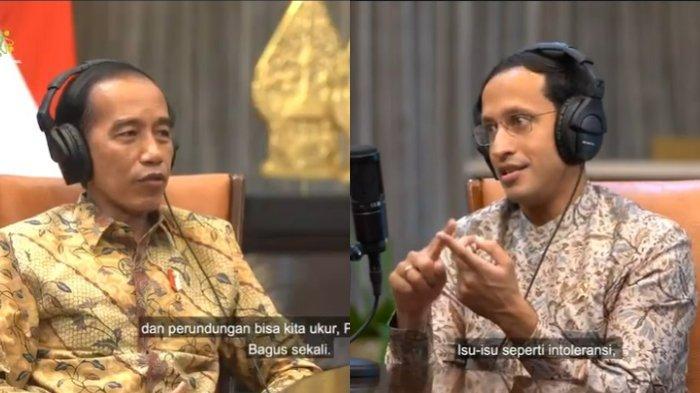 Jawab Tagihan Jokowi, Nadiem Makariem Dapat Pujian Berulang dari Presiden: Bagus Sekali