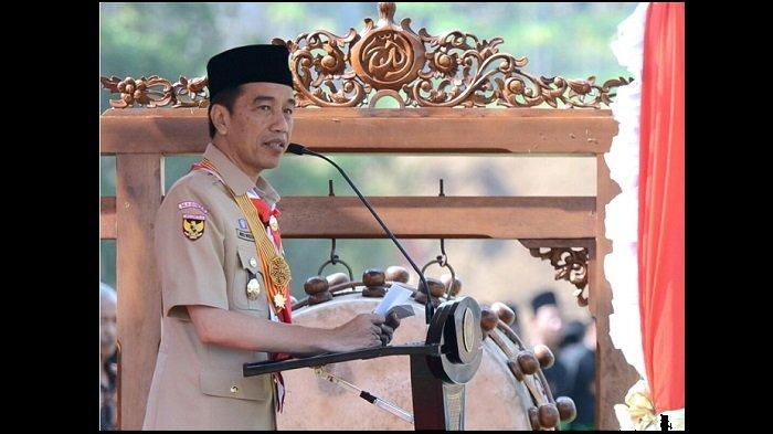 Inilah 5 Saran Jokowi untuk Para Pemuda di Tengah Persaingan Global