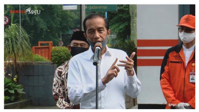 Sebut Masih Punya Cadangan, Jokowi Minta Masyarakat yang Belum Dapat Bansos untuk Melapor