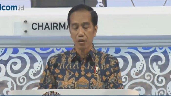 Banggakan Indonesia Jadi Negara Paling Bahagia, Jokowi: Habiskan Dolar Anda untuk Cari Tahu