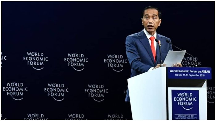 Tak Hiraukan Aksen Jokowi saat Pidato di WEF, Konsultan Keuangan: Pidato Presiden Keren Banget!