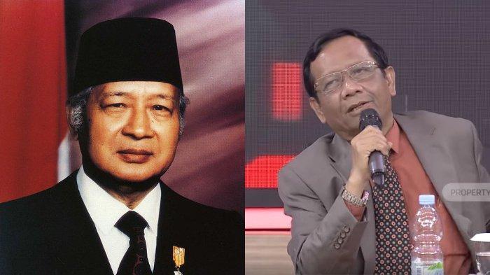 Di ILC, Mahfud MD Sebut Balik ke Era Soeharto Bisa Bebaskan Indonesia dari Mafia Hukum: Ugal-ugalan