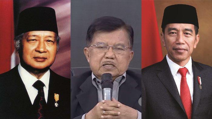 Bandingkan Soeharto dan Jokowi, Jusuf Kalla: Negara Demokrasi Tidak Bisa Menyenangkan Semua Orang