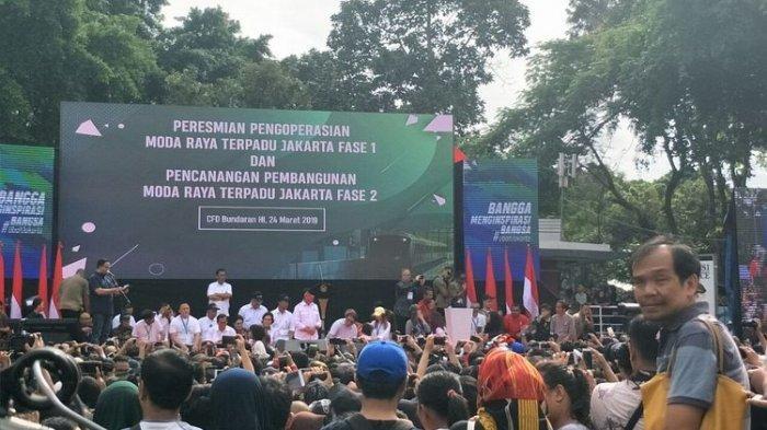 MRT Diresmikan, Anies Baswedan Tulis Surat Terbuka untuk Para Pekerja di Balik Layar