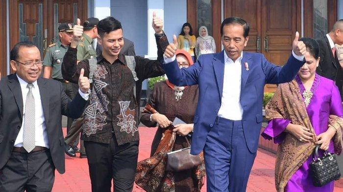 Pidato Pakai Bahasa Isyarat di Pembukaan Asian Para Games, Jokowi Dapat Pesan dari Komunitas Tuli