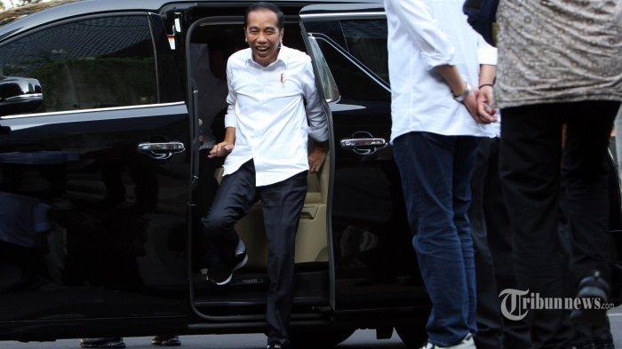 Alasan Jokowi Bakal Perbanyak Anak Muda sebagai Menteri di Kabinet Kerja Jilid II