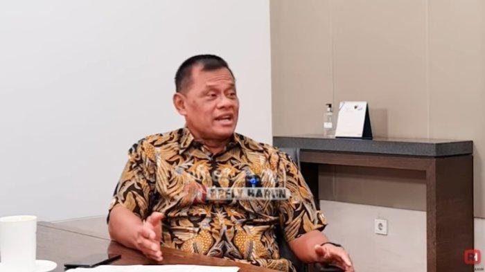 Presidium KAMI Gatot Nurmantyo, diunggah Kamis (15/10/2020).