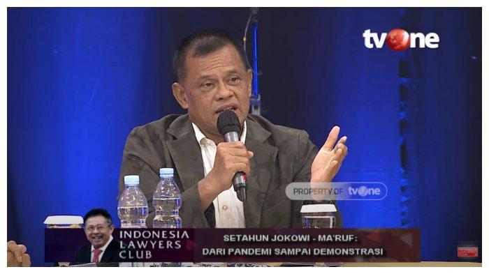 Tak Takut meski Aktivis KAMI Ditangkap, Gatot: Bukan Sombong, Tapi karena Saya Mantan Panglima TNI