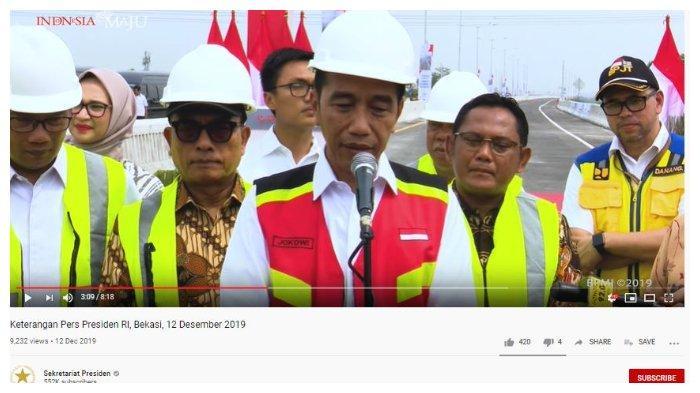 Penggantian Sistem Ujian Nasional oleh Mendikbud Nadiem Makarim, Ini Tanggapan Presiden Jokowi