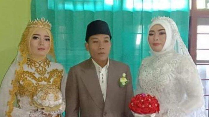 Cerita Saiful, Pria di NTB yang Nikahi 2 Wanita Sekaligus: Ini Halal, Terserah Orang Mau Ngomong Apa