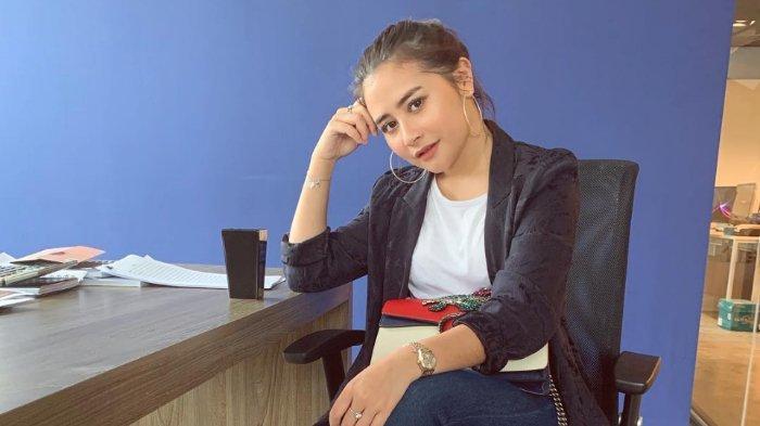 Minta Pelapor Maafkan Andre Taulany dan Rina Nose, Prilly Latuconsina: Tak Usah Membesarkan Masalah