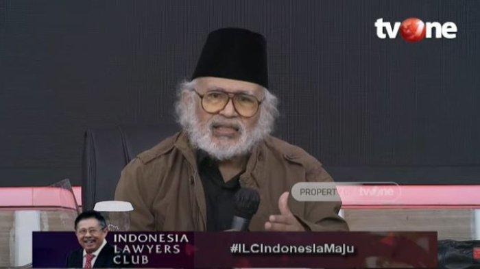 Ngaku Kasihan, Salim Said Ungkap Doanya untuk Jokowi di ILC: Supaya Anda Semua Tidak Memaki