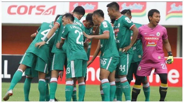 Laga PSS Sleman Vs Persija Jakarta Berpotensi Pecahkan Rekor Jumlah Penonton di Piala Presiden 2019