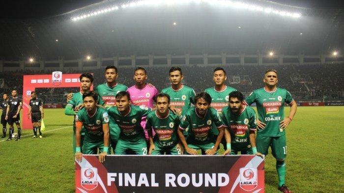 Kalahkan Semen Padang di Final 2-0, PSS Sleman Juara Liga 2 2018
