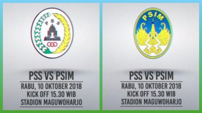 PSS Sleman Vs PSIM Yogyakarta - Polisi Akan Sterilkan Area Stadion dari Supporter
