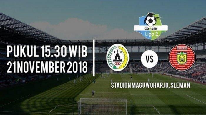 Link Live Streaming Liga 2 Indonesia: PSS Sleman Vs Persiraja Live di Tv One Pukul 15.30 WIB