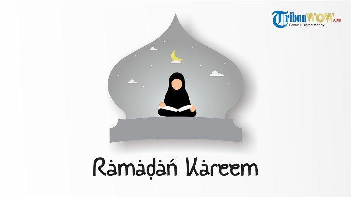 Kumpulan Kata Mutiara Ucapan Selamat Puasa Ramadhan 1442 H, Pas Dibagikan di WA, IG, dan FB