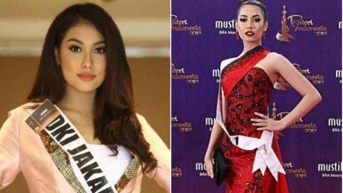 Profil Frederika Alexis Cull, Putri Indonesia 2019 yang Terpeleset di Panggung Miss Universe 2019