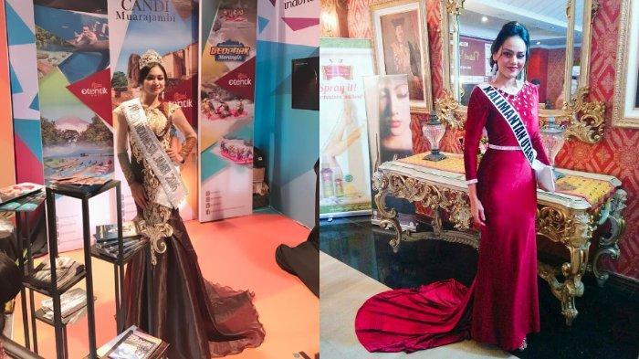 Deretan Foto 2 Mantan Finalis Puteri Indonesia yang Dipanggil Polda Jatim Terkait Prostitusi Online