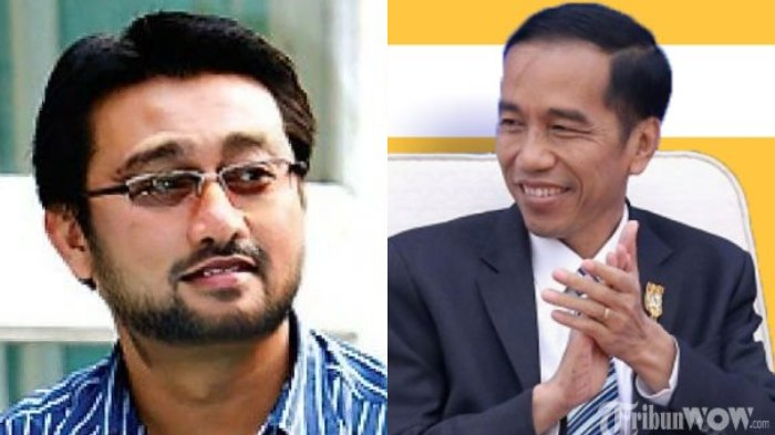 Tanggapi Pidato Jokowi di IMF, Rachland Nashidik: Keahlian Presiden Kita Itu Menghibur
