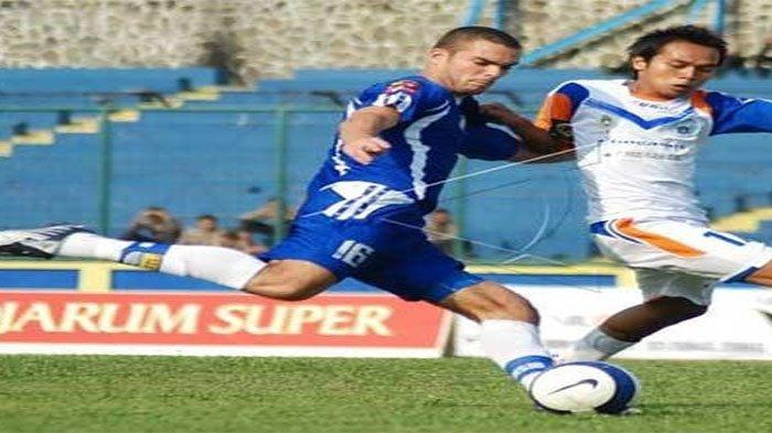 Bobotoh Ingat Mantan Bomber Persib Bandung 2008-2009 asal Brasil? Catat Gol Pertama Kontra Persija