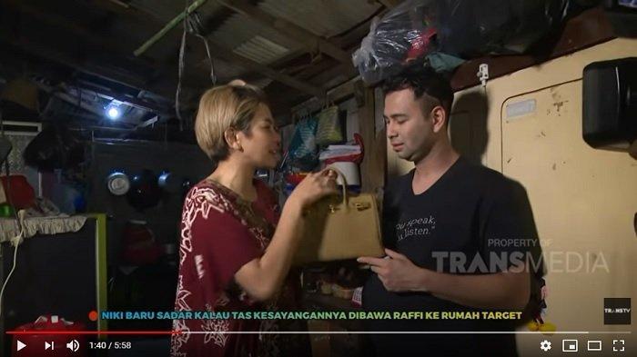 Raffi Ahmad buat Nikita Mirzani syok