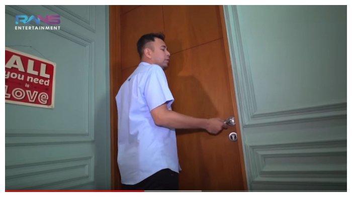Raffi Ahmad Gedor Pintu hingga Marah pada Nagita Slavina: Urusan Kecil Aja Jadi Besar, Pusing