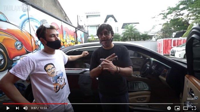 Raffi Ahmad Kembalikan Mobil Rp 8 Miliar Andre Taulany: Gue Dimaki-maki di Mobil