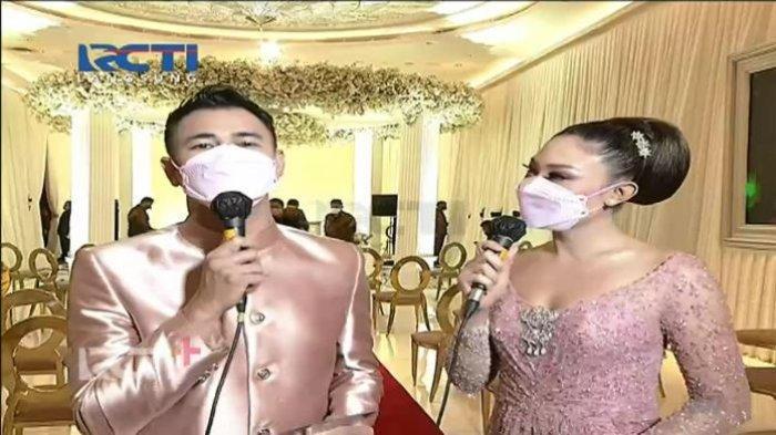 Lihat Kursi yang Disiapkan untuk Jokowi, Tim Dekor Bongkar Tema Pernikahan Atta Halilintar dan Aurel
