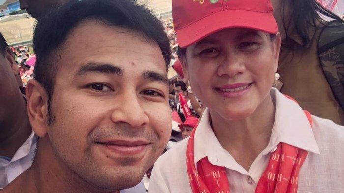 Unggah Foto Bareng Jokowi dan Iriana, Raffi Ahmad: Hadapi dengan Senyuman, Tetap di Jalan Allah