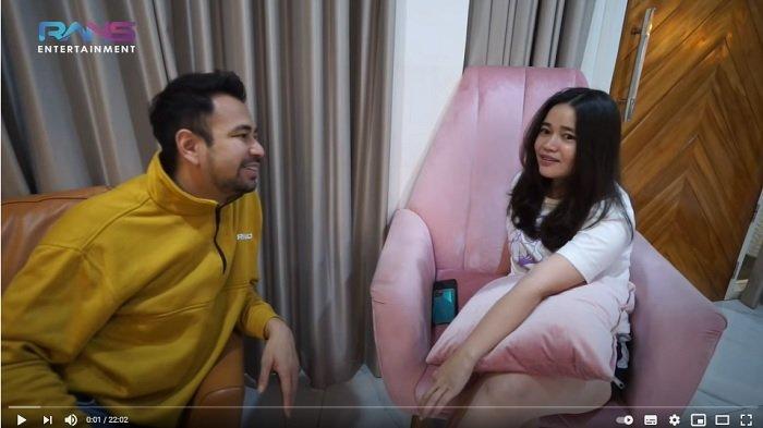 Raffi Ahmad dan istri Denny Sumargo, Olivia Allan.