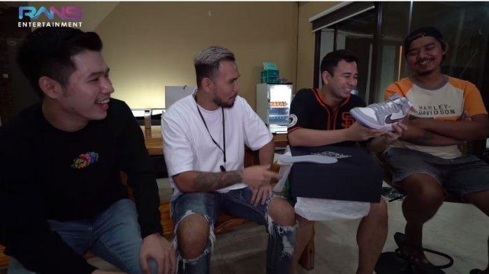 Nagita Slavina Ogah Dibelikan Sepatu Rp 220 Juta, Dodit Mulyanto: Ini Cuma Ada Satu di Indonesia