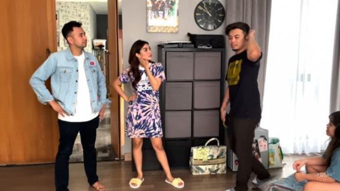 Raffi Ahmad Tak Habis Pikir Rumah Mewah Adiknya Bisa Kebanjiran, Nisya Ahmad: Laundry Baju 117 Kilo