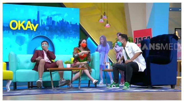 Raffi Ahmad Ungkap Billy Syahputra dan Amanda Manopo Break, Denny Cagur: Ini Pacaran Apa Sinetron?