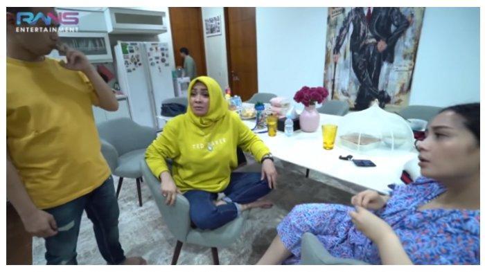 Mama Rieta Heboh Ingin Buat Seragam 4 Bulanan Kehamilan Nagita Slavina, Ini Reaksi Istri Raffi Ahmad