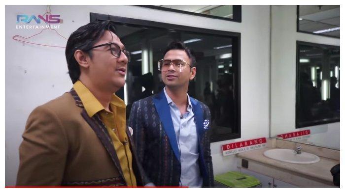 Andre Taulany Tanya soal Video Viral Gideon Tengker Marah, Raffi Ahmad: Ada Kesalahpahaman Saja