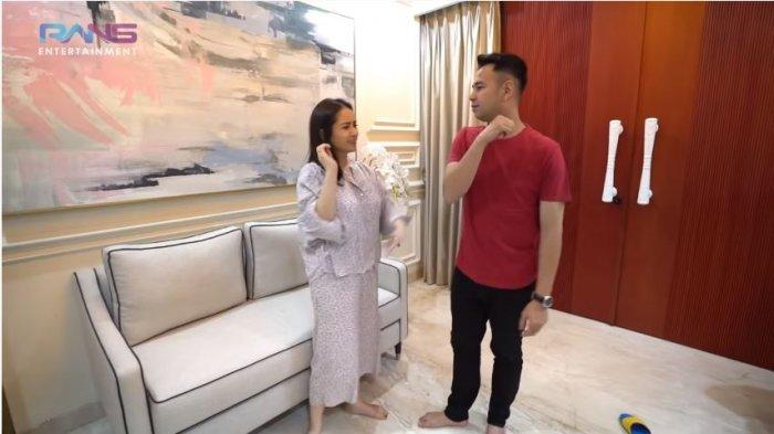 Nagita Slavina Ngidam Nginep di Kamar Presiden Suite Seharga Rp 150 Juta, Raffi Ahmad: Gimana Ini?