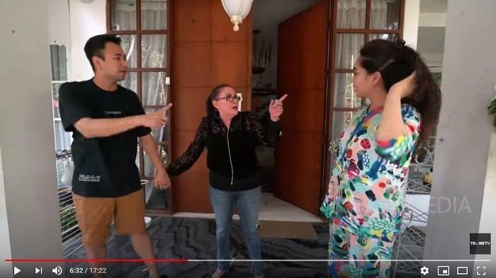 Mpok Atiek Berlinang Air Mata karena Kebaikan Istri Raffi Ahmad, Nagita Slavina: Emak Nangis Mulu