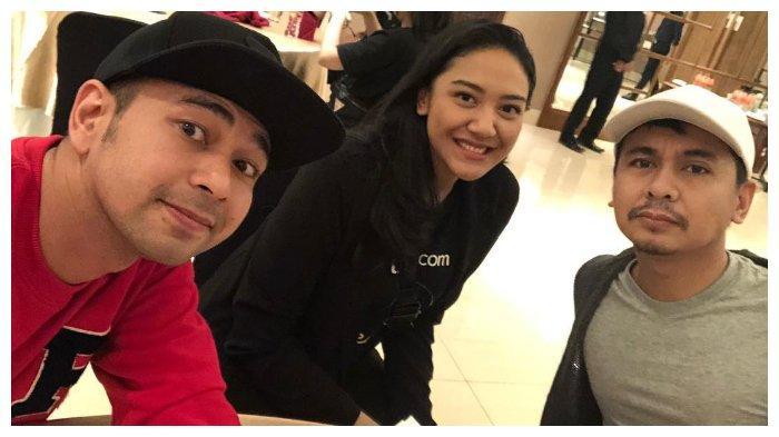 Bertemu Putri Tanjung dan Raditya Dika, Raffi Ahmad Ingatkan Istri Harus Tawakkal
