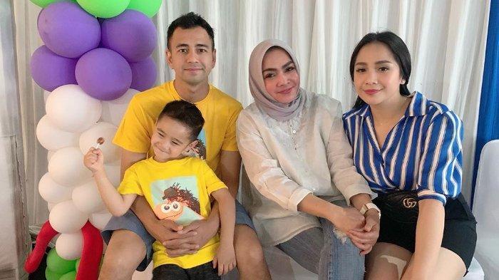 Pesan Menyentuh Rieta Amilia Rayakan Pernikahan Raffi Ahmad: Mama Minta Tolong Jangan Pisah Itu Aja
