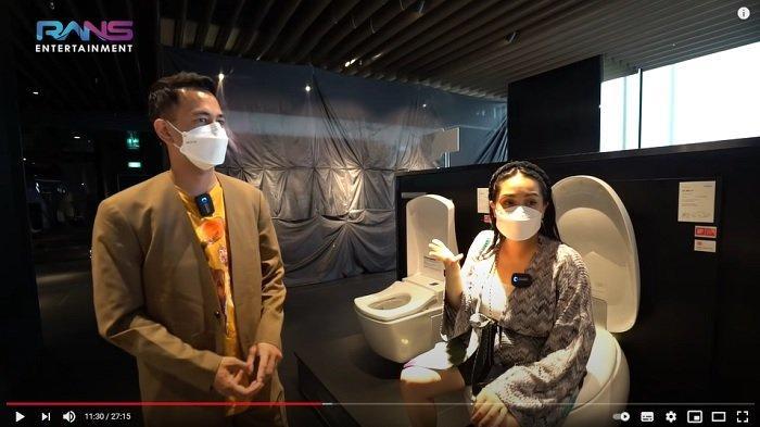 Nagita Slavina Beli Perabotan buat WC sampai Rp 2 Miliar, Raffi Ahmad: Kamu Kayak Beli Kacang Goreng
