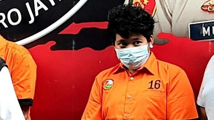 Raffi Zimah Anak Rita Sugiarto Akui Konsumsi Narkoba sejak 3 Tahun Lalu: Saya Minta Maaf
